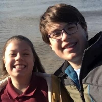 Dahlia and Ethan Poulton-Trask